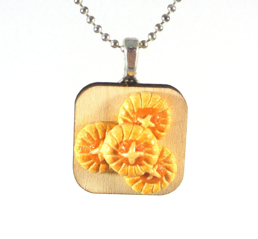 Pineapple Tarts Necklace - Gemnesis