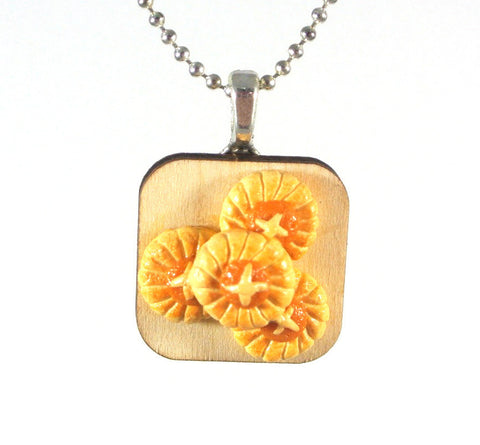 Pineapple Tarts Necklace