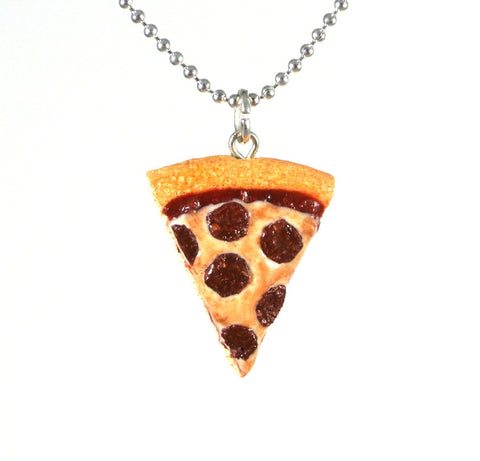Pizza Necklace - Gemnesis