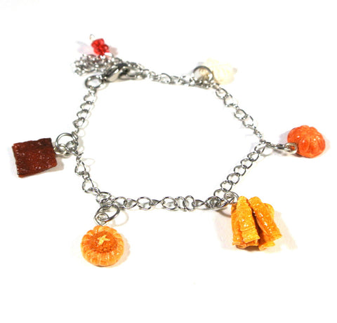 Assorted Chinese New Year Goodies Bracelet - Gemnesis