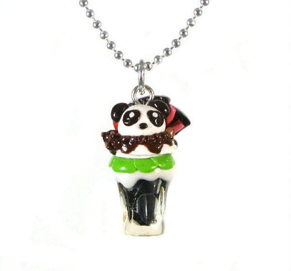 Animal Series-Panda Necklace - Gemnesis