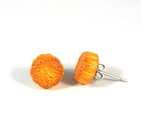 Mooncake- Traditional Ear Studs - Gemnesis