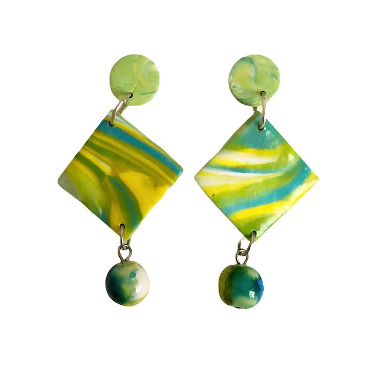 XstatementX Seaview Collection: Dangle Set 8