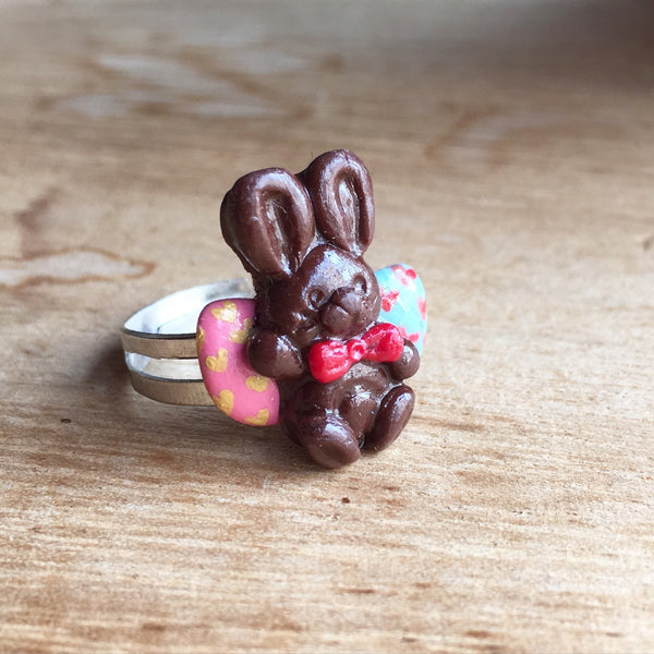 Easter Bunny Ring - Gemnesis