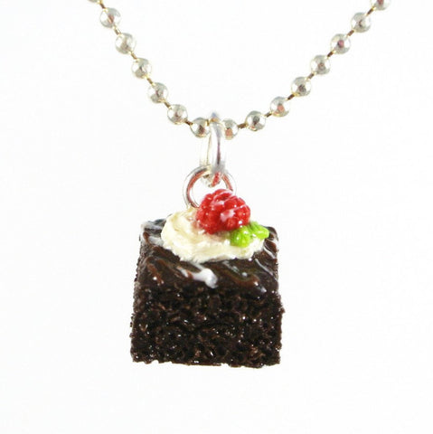 Chocolate Brownie Necklace - Gemnesis