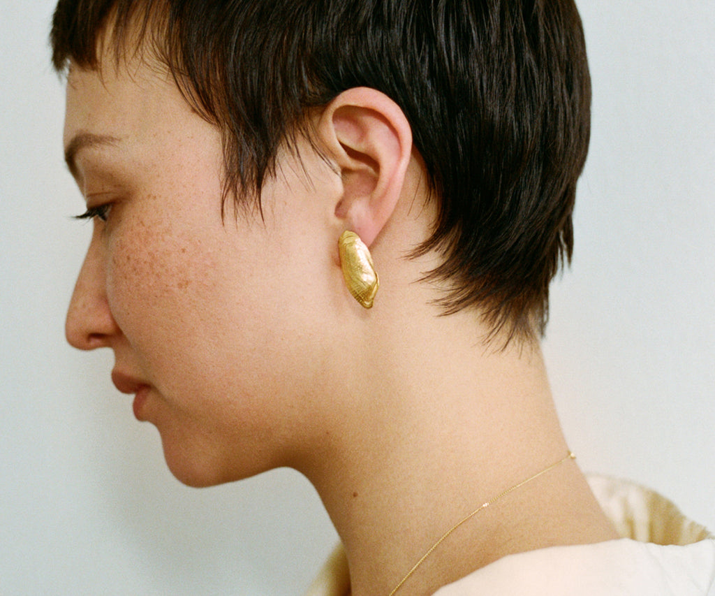 flawed earrings