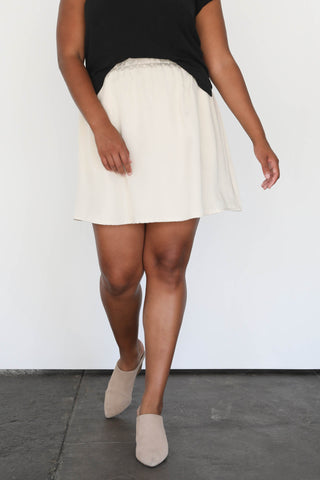 Emery Midi Dress in Cotton