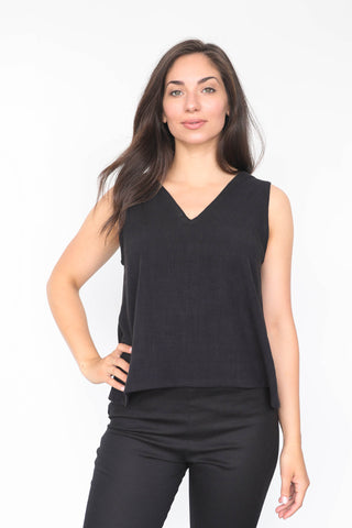 Alta Top in Cotton