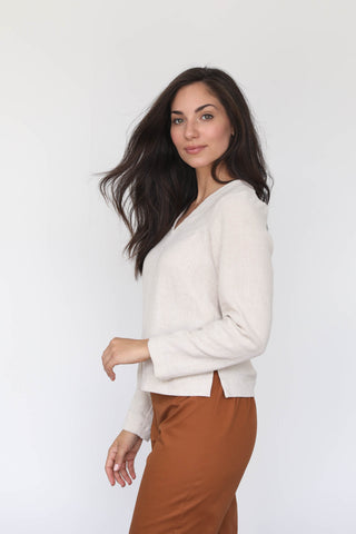 Tierra Top in Cotton