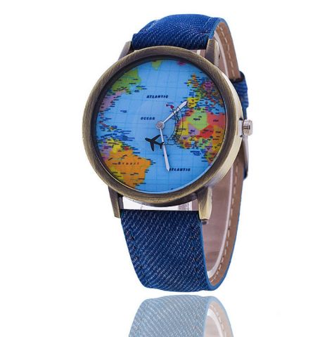 NextLevel Wander world watch