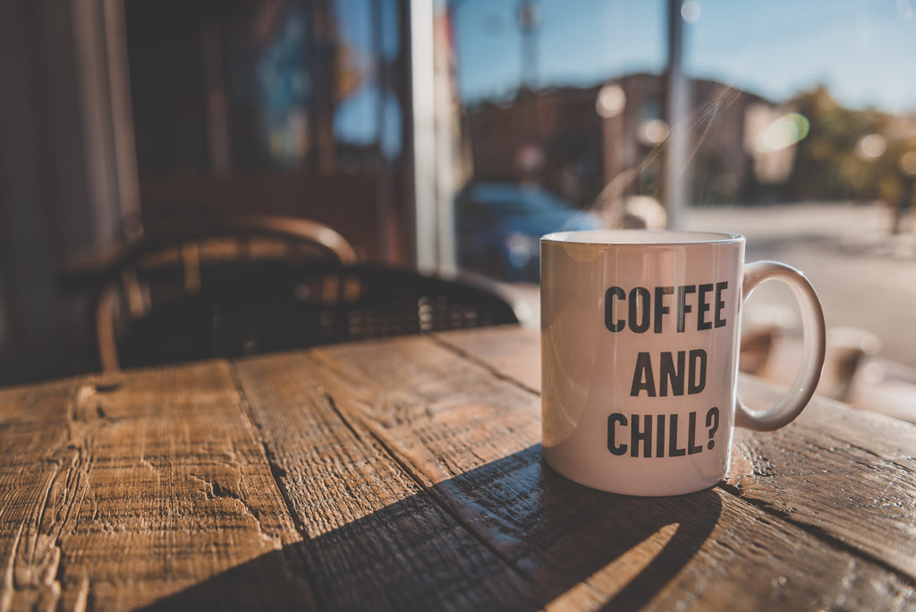 Coffee And Chill Happy Vibes Co