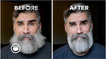 Load image into Gallery viewer, Beard/Hair Straightener Grooming kit