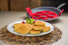 "Load image into Gallery viewer, ""Flippin' Yummy"" Nonstick Pancake Maker"