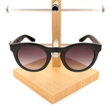 Load image into Gallery viewer, BOBO BIRD Womens Cat Eye Sunglasses in decorative Wood Box