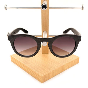 BOBO BIRD Womens Cat Eye Sunglasses in decorative Wood Box