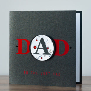Handmade Father's Day Card  'To the best Dad'