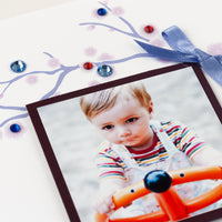 Kids Birthday Photo Card 'Birthday Boy'