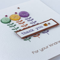 Handmade Thank You Card 'Special Thank You'