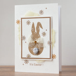 Luxury Boxed Easter Card 'It's Easter!'