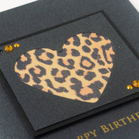 Handmade Birthday Card 'Little Tiger'