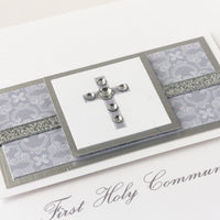 Handmade Holy Communion Card 'First Holy Communion'
