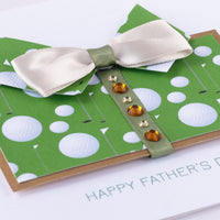 Handmade Father's Day Card  'Golf Dad'