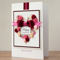Luxury Boxed Valentines Card 'Sweetheart'