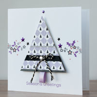 Handmade Christmas Card 'Merry Little Christmas'