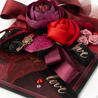 Luxury Boxed Valentines Card 'Key To My Heart'
