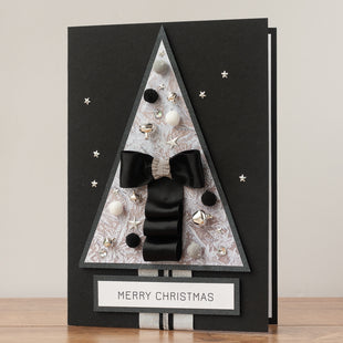 Luxury Boxed Christmas Card 'Silent Night'