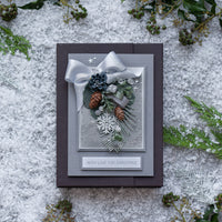 Luxury Boxed Christmas Card 'Festive Spirit'