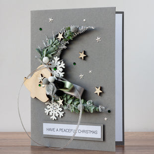 Luxury Boxed Christmas Card 'Christmas Night'