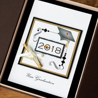 Luxury Boxed Graduation Card 'Your Graduation'