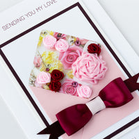 Luxury Boxed Birthday Card 'Surprise'