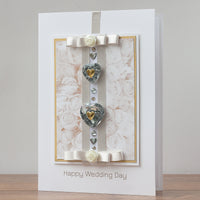 Luxury Boxed Wedding Card 'Classy Wedding'