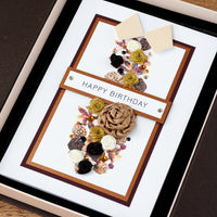 Luxury Boxed Birthday Card 'Birthday Tie'