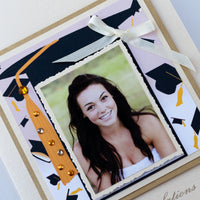 Photo Graduation Card 'Congratulations on Graduation'