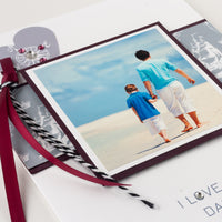 Photo Father's Day Card  'Special Moments'