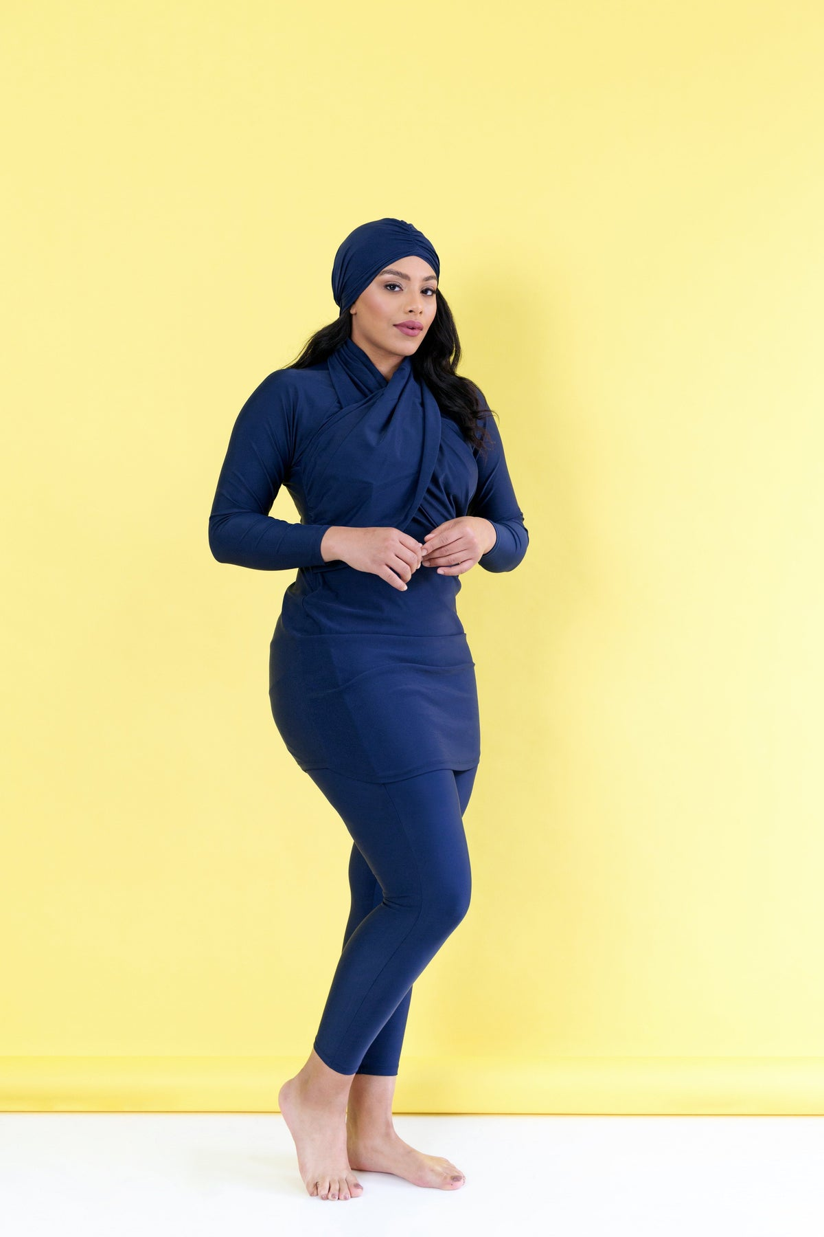 Plus Size Modest Swimwear