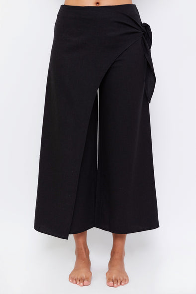 Beach Trousers - Black