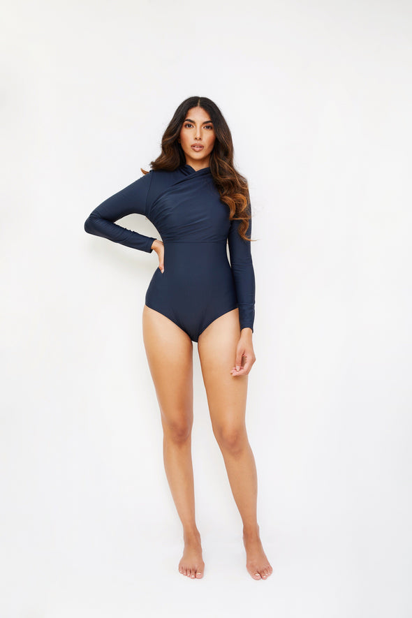 Modest Swim Top