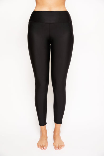 Leggings de bain - Noir
