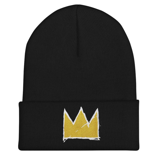 'Crown' Beanie - Royal Blakk