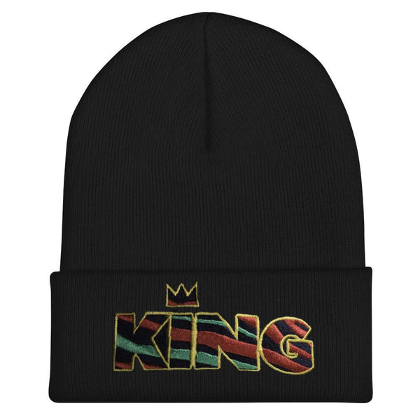 'King' Beanie - Royal Blakk