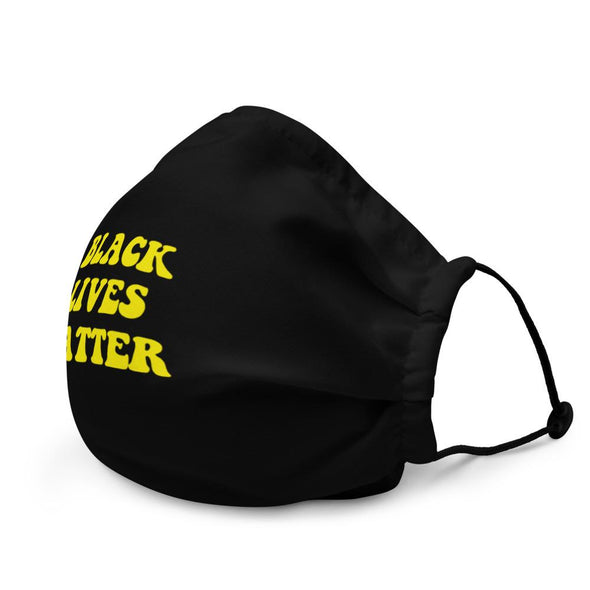 Black Lives Matter Face Mask - Face Mask | Royal Blakk