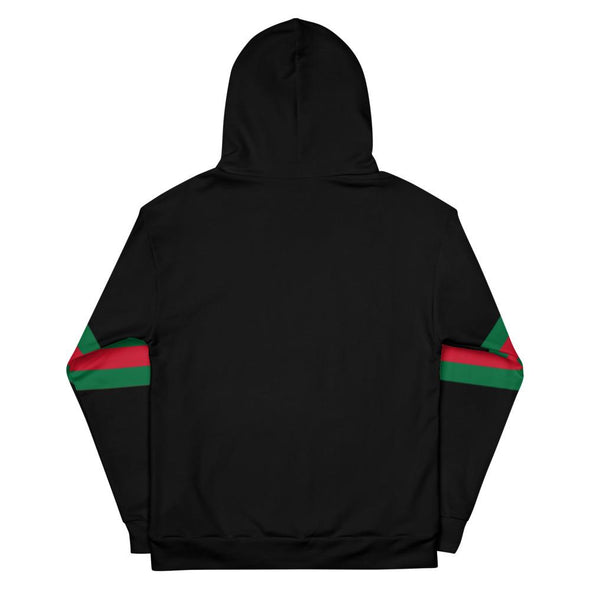 Black Lives Matter Unisex Hoodie - Royal Blakk