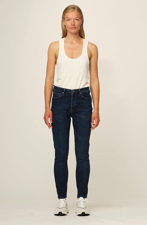 Tomorrow denim - Hepburn highwaist