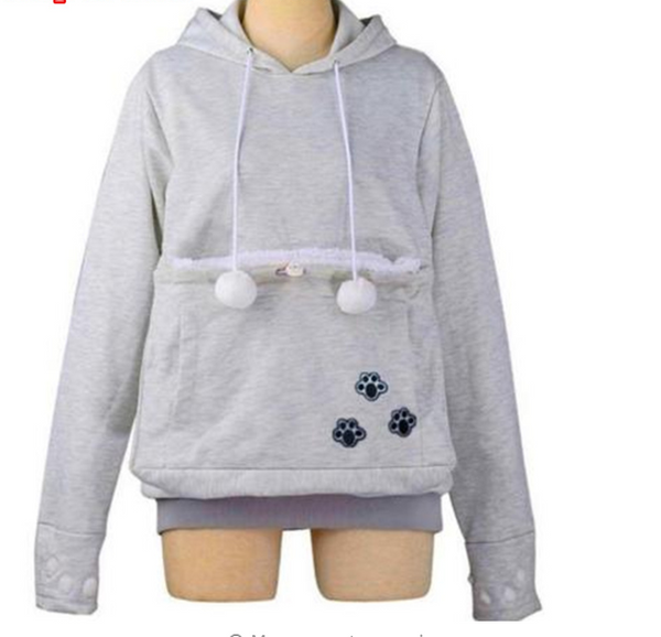 Hoodies With Cuddle Pouch