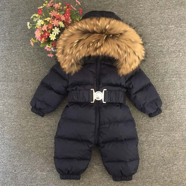 Adorable Winter Jumpsuits for Baby