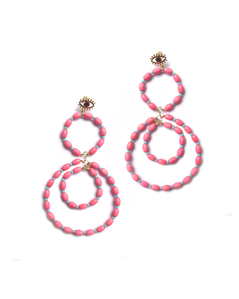 The Lateba Bali Earrings (comes in two colours)